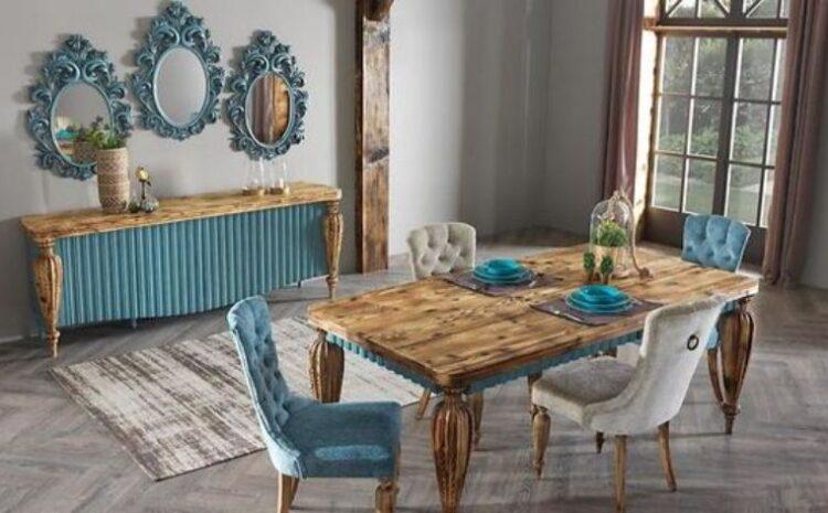 Yemek Odası Nasıl Boyanır?